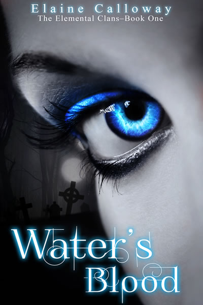 Water's Blood Book Cover